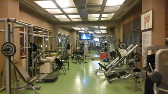 Gym Picture Of Ela Quality Resort Belek Belek Tripadvisor