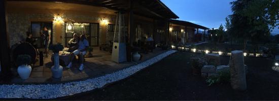 Civita di Oricola, Italy: Da noi AgriAperitivoooooo!!!