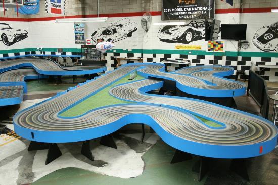 Thunderbird Slot Racing