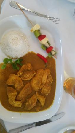 Princess Garden : My Chicken curry