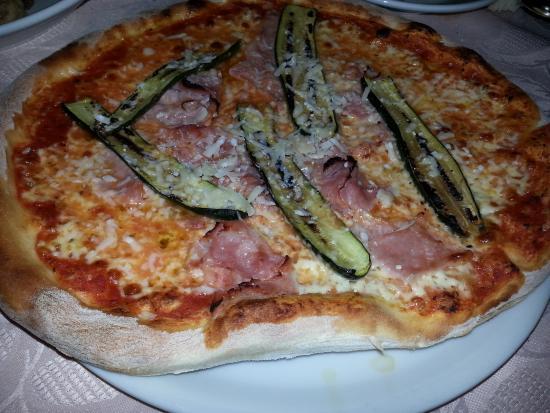 Rubiana, İtalya: pizza