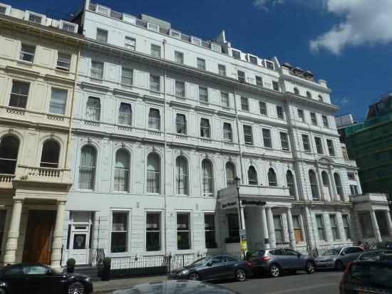 Best Western Mornington Hotel London Uk