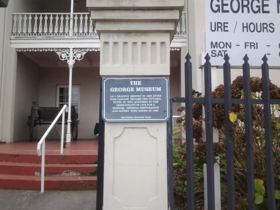 George Museum : Entrance