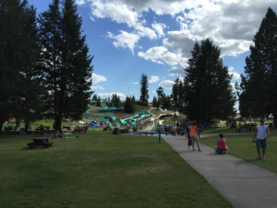 Columbia Falls, MT: Big Sky Water Park