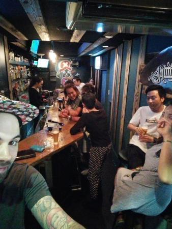 歌お - Picture of Moonshine Karaoke Bar   Hot Dogs bf2c6f24e82