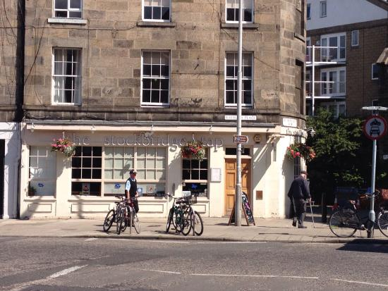 Photo of Bar Stockbridge Tap at 2 Raeburn Place, Edinburgh EH4 1HN, United Kingdom