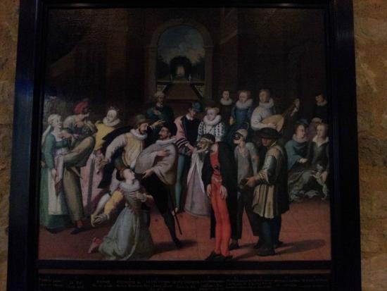 Musee Baron Gerard: Comedie Francais