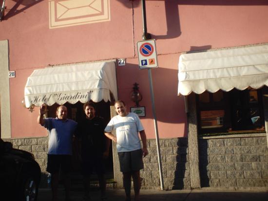 Nuovo Hotel Giardini: ¡Hasta la próxima,amigos del hotel Giardini !