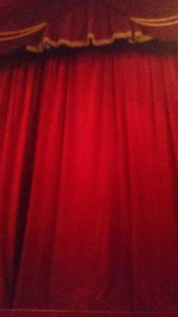 Rideau - Picture of Theatre Comedie Caumartin, Paris - TripAdvisor
