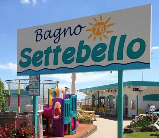 Bagno Settebello 76 (Pinarella): Aggiornato 2018 - tutto quello che ...