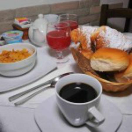 Obelus B&B: colazione