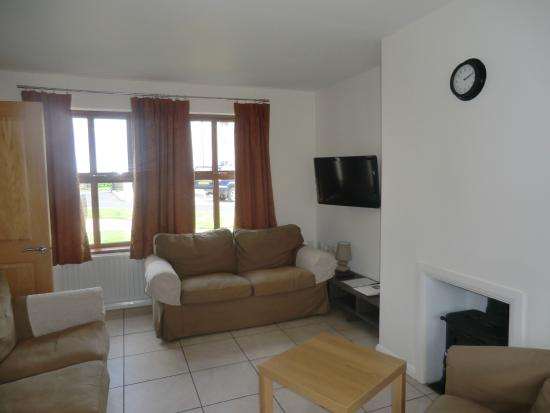 Ulster Cottages: Living Area