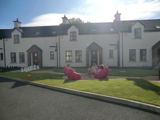 Ulster Cottages: Bean Bags