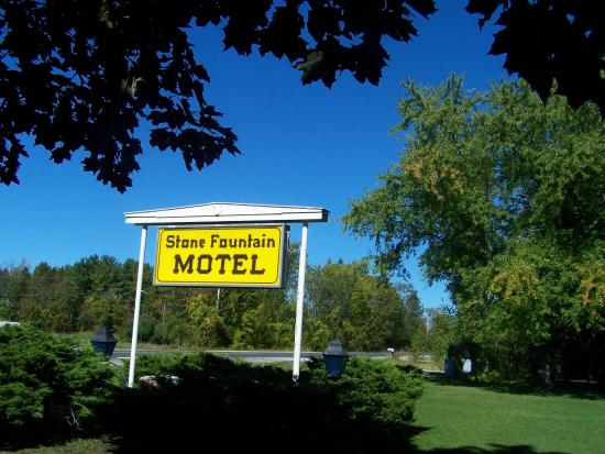 ‪‪Stone Fountain Motel‬: Welcome to the Stone Fountain Motel‬