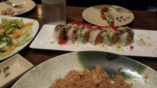 Soba Sushi and Noodles: Heaven in your mouth.