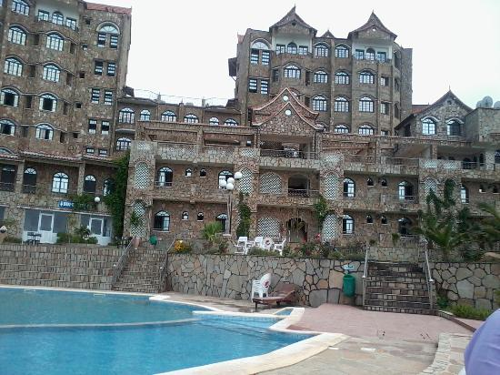 reservation hôtel bejaia