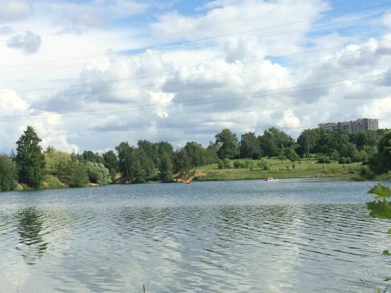 Landscape Park Mitino