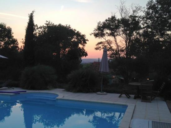 Domaine a L'Aise: Pool