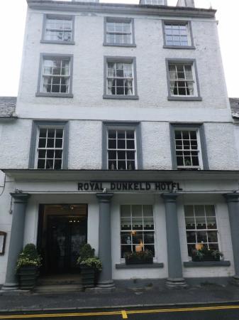 The Royal Dunkeld Hotel
