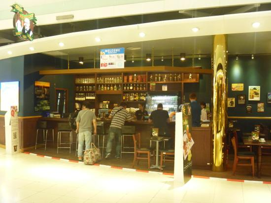 Bill Bentley Pub, Suvarnabhumi Airport