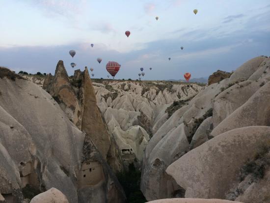 Cihangiroglu Balloons: в полете