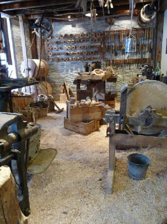 Wood-Working Ecomuseum