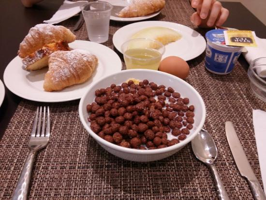Cerri Hotel: La mia colazione