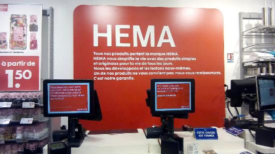 The top 10 things to do near chatelet les halles station for Magasin hema chatelet