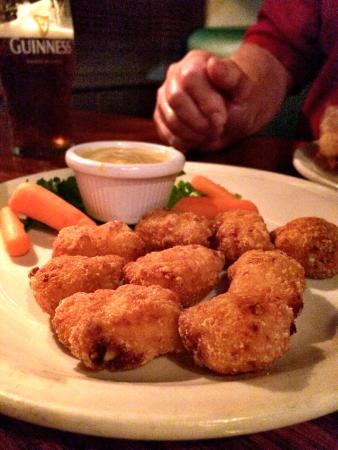 Durty Nelly's Irish Pub & Restaurant: apps