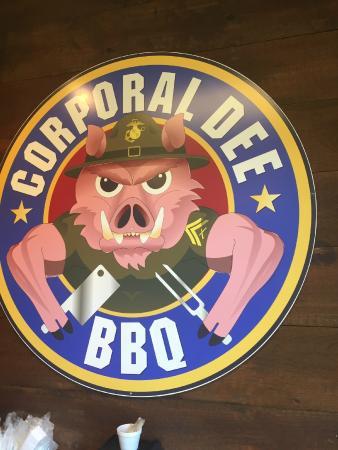 Corporal Dee BBQ