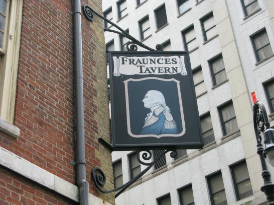 Fraunces Tavern Museum: Cartel