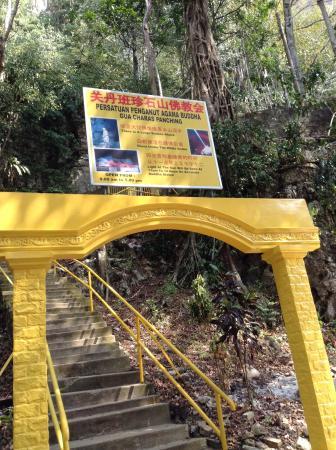 Округ Куантан, Малайзия: Gua Charas