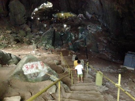 Округ Куантан, Малайзия: Toward to Sleep Buddha