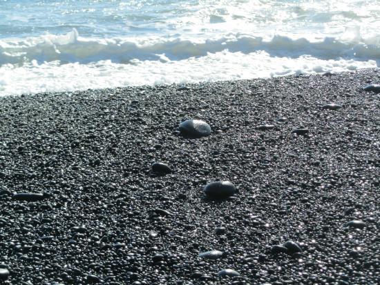Reynisfjara Black Sand Beach Near Vik Picture Of