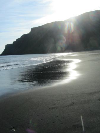 Reynisfjara Black Sand Beach Near Vik Kuva