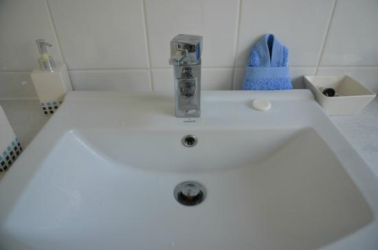 Belmont House B&B Beer: deluxe en-suite...? never cleaned during our stay