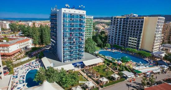 Palace Hotel Updated 2018 Reviews Price Comparison Sunny Beach Bulgaria Tripadvisor
