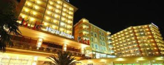 Hotel Riviera - LifeClass Hotels & Spa: de noche