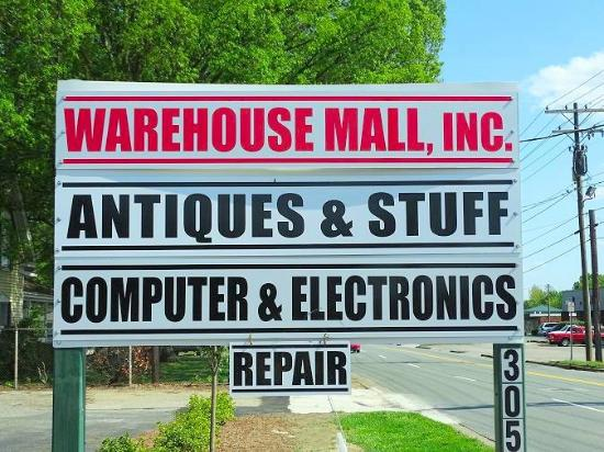 Warehouse Mall NC