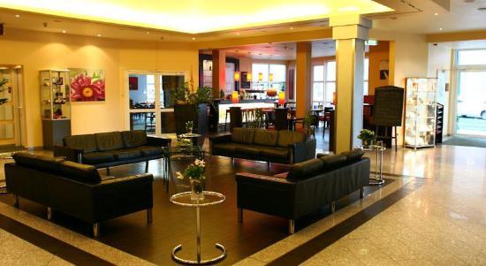 Arcadia Hotel Bottrop : Arcadia Lobby