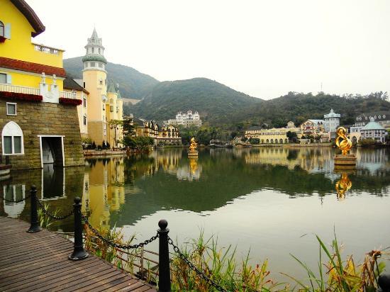 Shenzhen OCT Resort: Interlaken Hotel