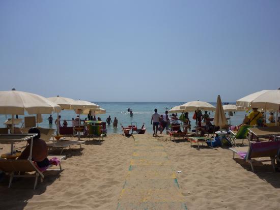 spiaggia Torre Chianca Salento