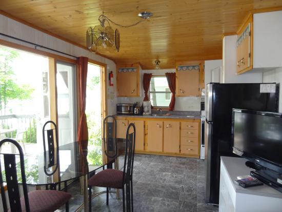 Camping Chalets Juneau: le chalet super 15