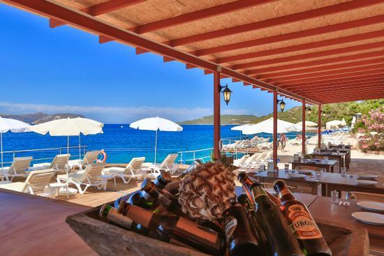 Elit Restaurant & Beach : Elit Beach