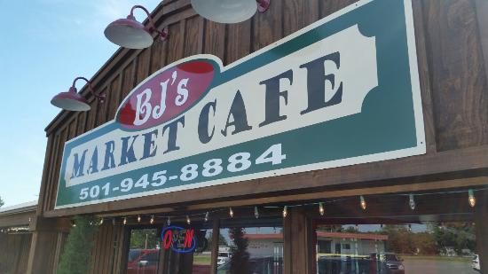 BJ's Market Cafe