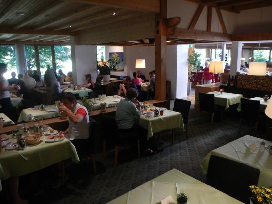 Restaurant Picture Of Gesundhotel Bad Reuthe Reuthe Tripadvisor