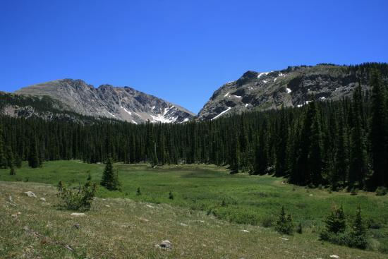 Columbine Lake Trail