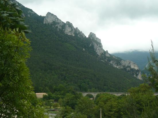 Train du Pays Cathare et du Fenouillet: Prachtige uitzichten op de Pyreneeën