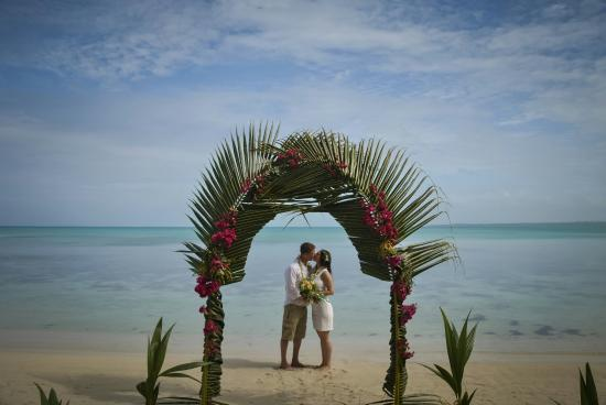 Akaiami Paradise : Our perfect wedding 15th June 2015