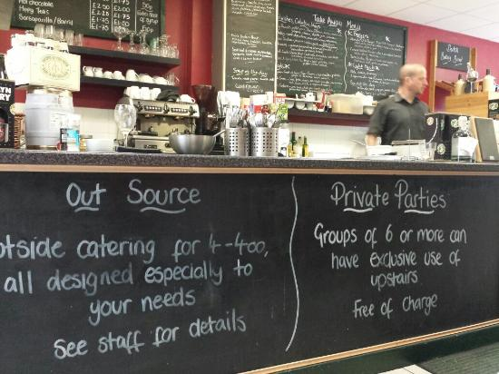 Source Deli: Out Source